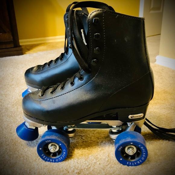 Chicago 405 Roller Skates in Black